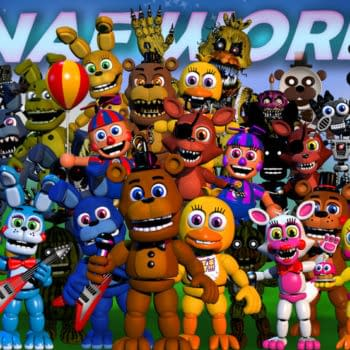 FNaF World Has Been Taken Off Steam And Will Be Free When It Returns