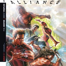 Phil Hester Talks Gold Key: Alliance #1