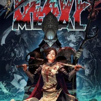 Court Of The Dead Appears In Heavy Metal Magazine