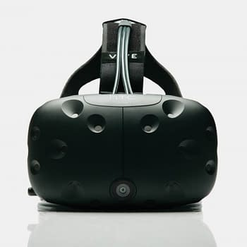 The HTC Vive Now Has A Front Facing Camera