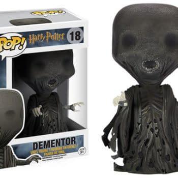 Watch Out! That's A Dementor POP! Vinyl