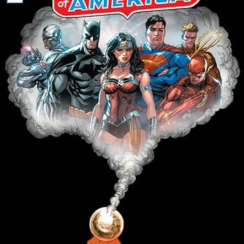 Wizard Worlds Comic Con Box Reprints Justice League Of America #1 From 1960 With A Die-Cut Cover