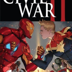 Civil War II – It's Iron Man Vs Captain Marvel, A Major Marvel Hero Will Die – But Dan Slott Saved Peter Parker From Brian Bendis