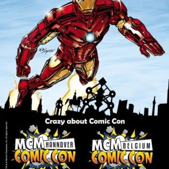 MCM Comic Con To Launch Shows In Germany And Belgium