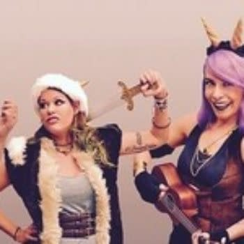 A Rat Queens Style D&D Game On Twitch