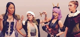 A Rat Queens Style D&ampD Game On Twitch