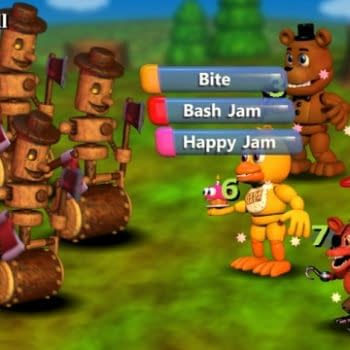 Five Nights At Freddy's World Is Out Early