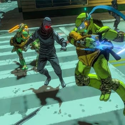 Teenage Mutant Ninja Turtles: Mutants In Manhattan Screenshots Appear Online