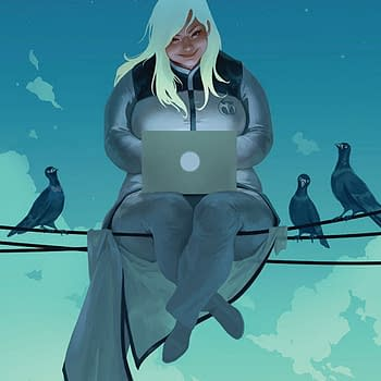 A Relatable Leading Lady: Advance Review Of Faith #1