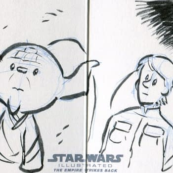 Chris Eliopoulos To Create Back Up Stories For Star Wars: Poe Dameron