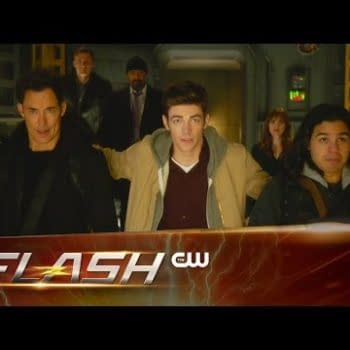 Tonight's Flash Has Earth-2 And A Ton Of Easter Eggs