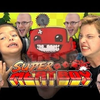 Super Meat Boy Developer Reacts To Kids Reacting To Super Meat Boy