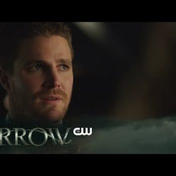 The Emerald Diplomat – Oliver Queen Tries A Different Approach