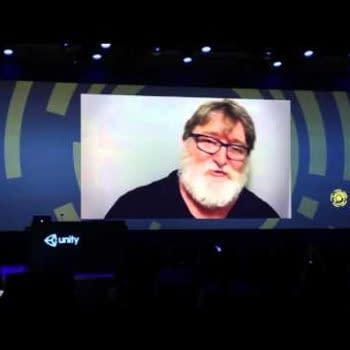Gabe Newell Went All Oprah And Gave Everyone At Vision Summit A Vive