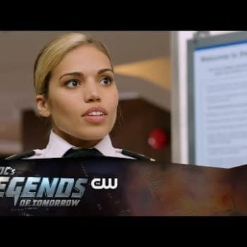 Legends Of Tomorrow Join The Cold War