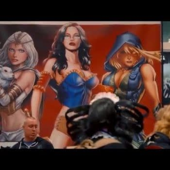 When Samantha Bee Talked 'Sexy Women' With J Scott Campbell And More At NYCC (VIDEO)