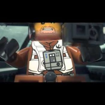Lego Star Wars: The Force Awakens Game To Fill In Continuity From Return Of The Jedi…