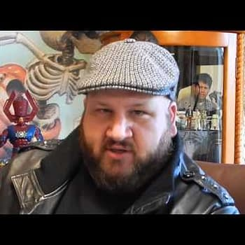 Stephen Kramer Glickman Talks Max Brooks And Cinema Purgatorio &#8211 And Everyone Gets Free Comics