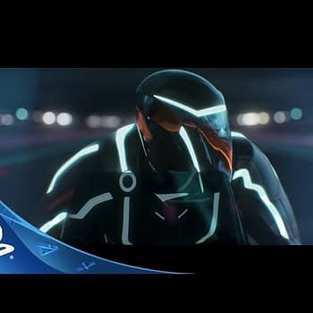 New Tron Game Gets A Launch Trailer Following Release