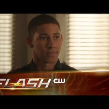 Keiynan Lonsdale Was A Fan Of The Series Before Auditioning To Be Wally West