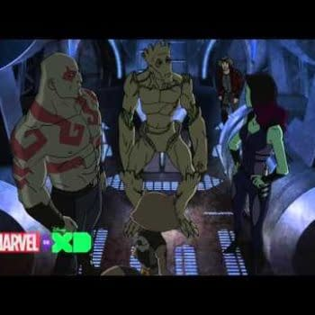 Working For The Collector Can Be Explosive In This Clip From Marvel's Guardians Of The Galaxy