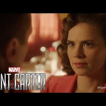 2 More For Lunch &#8211 A New Clip From Marvels Agent Carter