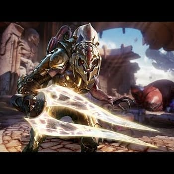 The Arbiter Has Been Confirmed For Killer Instinct