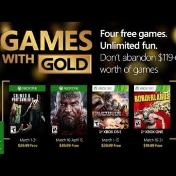 Games With Gold For March Brings Lords Of The Fallen And Sherlock Holmes
