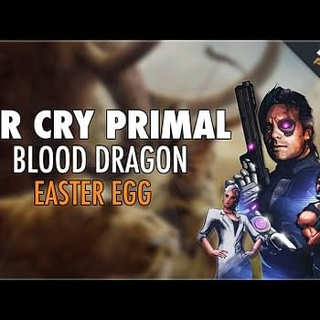 Far Cry: Primal Has A Neat Blood Dragon Easter Egg