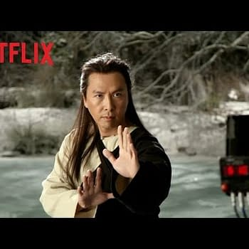 A Look At The Action In Crouching Tiger Hidden Dragon: Sword Of Destiny