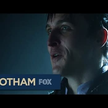Robin Lord Taylor Takes A Look Ahead At The Penguin
