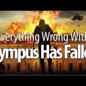 Everything Wrong With Olympus Has Fallen
