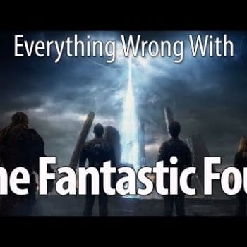 Everything Wrong With The Fantastic Four… In 18 Minutes