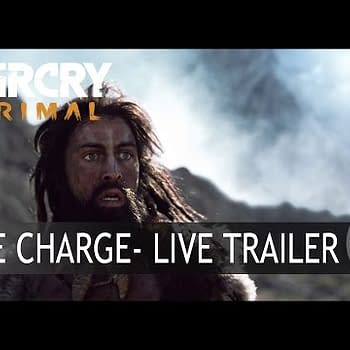 This Pretty Clever Far Cry Primal Trailer Takes You Through Time