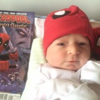 Deadpool Artist Reilly Brown's Newborn Baby Has Lost Everything In A Fire. Can You Help?