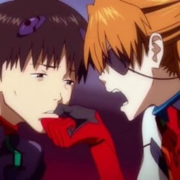 Evangelion: You Can(not) Get Over It – LOOK! IT MOVES! By Adisakdi Tantimedh