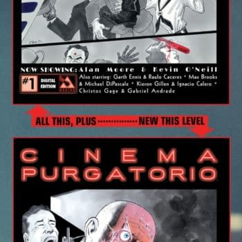 Be The First To Read Cinema Purgatorio This Weekend, At LSCC