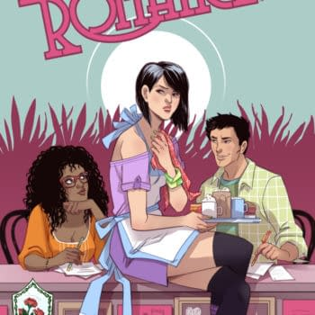 Fresh Romance Goes To Print As Rosy Press Makes Deal With Oni Press