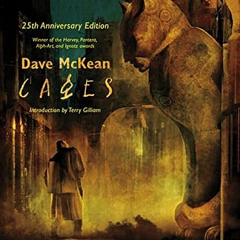 Dark Horse To Publish 25th Anniversary Edition Of Dave McKeans Cages