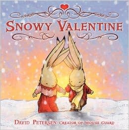 A Snowy Valentine For The David Petersen Fan In Your Life