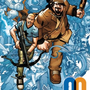 Rafer Roberts Hits The Road For A&A: The Adventures Of Archer & Armstrong