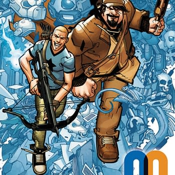 Rafer Roberts Hits The Road For A&#038A: The Adventures Of Archer &#038 Armstrong