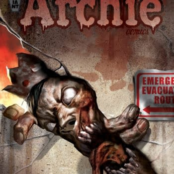 Afterlife With Archie And Sabrina Return In May 2016 Solicitations