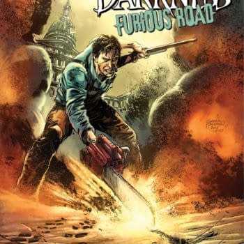 """""""I See Ash As A Common Joe…"""" – Nancy Collins Talks Army Of Darkness: Furious Road"""