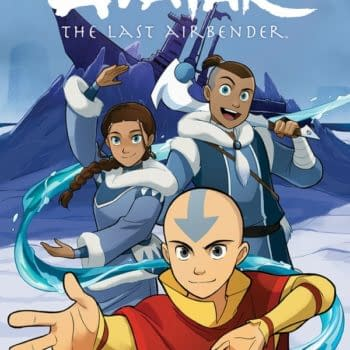 Avatar The Last Airbender: North And South Announcing By Dark Horse At ComicsPRO