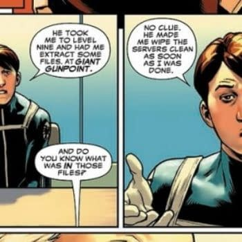Hillary Clinton's Emailgate Makes It To Marvel Comics' Avengers Standoff