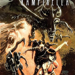 """It's Always Hard For Me To Kill Characters"" – Corinna Bechko On Aliens / Vampirella #6"