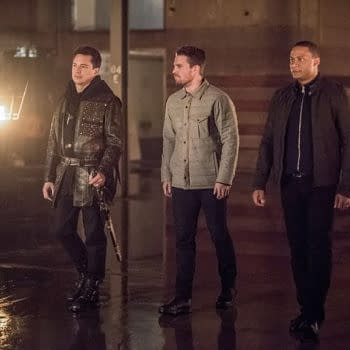 Six Important Moments From Arrow – Sins Of The Father