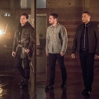 Six Important Moments From Arrow &#8211 Sins Of The Father