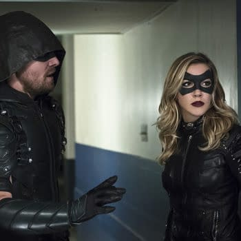 Six Important Moments From Arrow – Code Of Silence